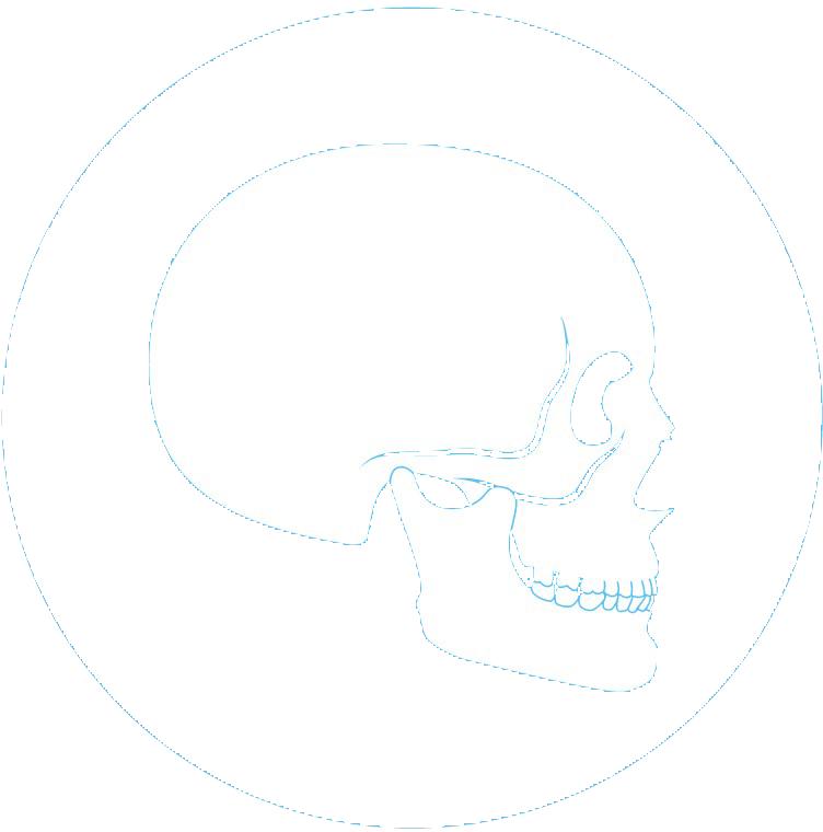 Logo kraniosakrale Osteopathie